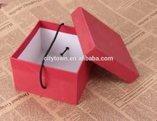Wuhan Sinicline Custom Made Red Decorate Luxury Wedding Favor Box