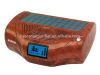 protable mini ionizer car air purifier with aroma