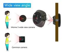 "3.7""HD TFT 130 Degree Wireless Wifi Video Intercom Cat's Eye"
