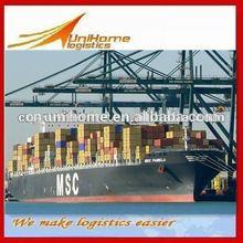logistics services china to Ireland