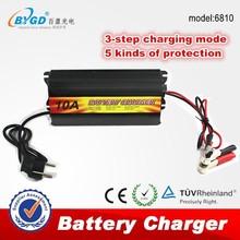 AC-DC 10A 220v-12v smart automotive battery charger