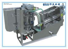 Palm oil screw filter press system equipment