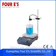 Four E's Best Sale 7 inch Square Slim Laboratory Hotplate