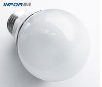 good quality led bulb good lumen u shape light CE RoHS 2w 5w energy saving hot led lamp E27 glass+aluminum AC110-240
