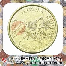 2014 High Quality metal replica coins/custom logo rare coin