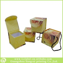 Special empty small packaging boxes for gift wholesale