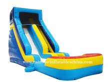 giant inflatable water slide for adult,big water slides for sale,inflatable slip and slide pool