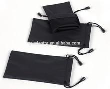 logo printable custom microfiber sunglasses bag
