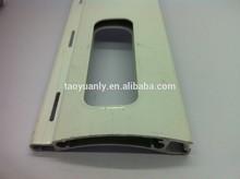 Aluminum security automatic roller garage door/gate ,Aluminum profile for rolling up shutter garage door