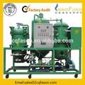 El campo magnético de purificación 20% de ahorro de energía del motor de residuos de aceite de la planta de destilación