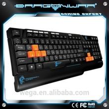 Dragon War Dragon Racon Programmable wrist rest professional gaming keyboard