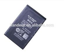3.7v OEM mobile battery BL-4C for Nokia 6100/2650/2652/3108/6260 battery