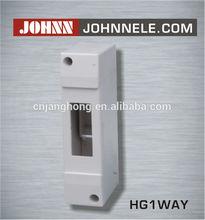 White HAG Plastic Electrical Enclosure Distribution Box