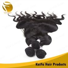 Remy Virgin Curly Malaysian Hair Weft