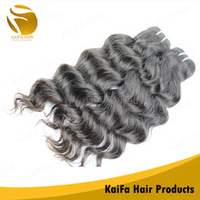 Double Layer Machine Made Weft Brazilian Hair Extensions Vendors