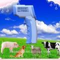Nimals dt-8866 termometro senza contatto termometro digitale veterinario termometro frontale a infrarossi gamma è 32c-45c
