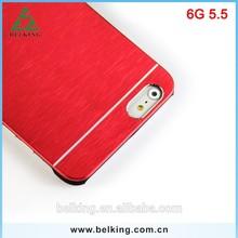 For iphone 6 plus motomo case, metal case for iphone 6 plus aluminum hard case