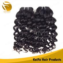 Cheap fishing nets body wavy brazilian hair extension