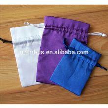 2015 Most Popular Best Selling 100 silk drawstring bags