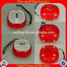 Hot Sale Portable Speaker Plastic Horn Speaker Speaker Pen