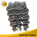 dyeable bleachable venta al por mayor de onda de malasia virgen extensión del pelo