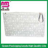 wonderful quality pvc zipper exam stationery bag