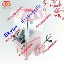 GG-03 Pink Popcorn Maker Machine with cart