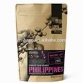 venta al por mayor de china de fábrica personalizada impresa de papel kraft bolsas de café con el mejor precio