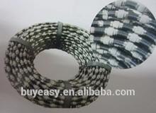 Diamond wire cutting saw