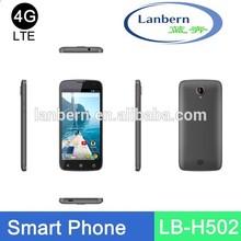 Customized Band MTK6582 ODM factory GMS g-sensor light sensor best internet mobile phone LB-H502