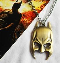 MYLOVE Batman necklace Batman mask necklace movie accessory MJ-113