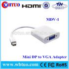 Wholesale Micro HDMI to vga rca cable audio support