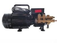 QL-290 two cylinder plunger high pressure washer