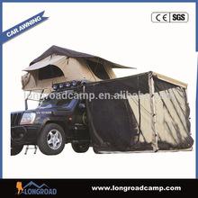 cold resistant box truck tent side door