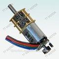 pode ser equipado com encoder ou 12mm motor da engrenagem