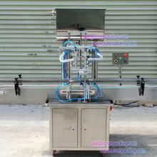 Top level promotional auto natural water filling machinery