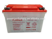 6-DG-140 12V 140AH battery for three wheel electric bikes