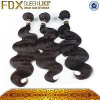 Natura color hot sell 100% natural indian human hair price list