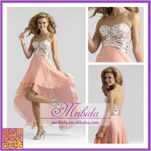 2014 New Sweetheart A-line Floor Length Zipper Back Appliques Chiffon Vestido De Festa Long Evening Dress Formal Dresses