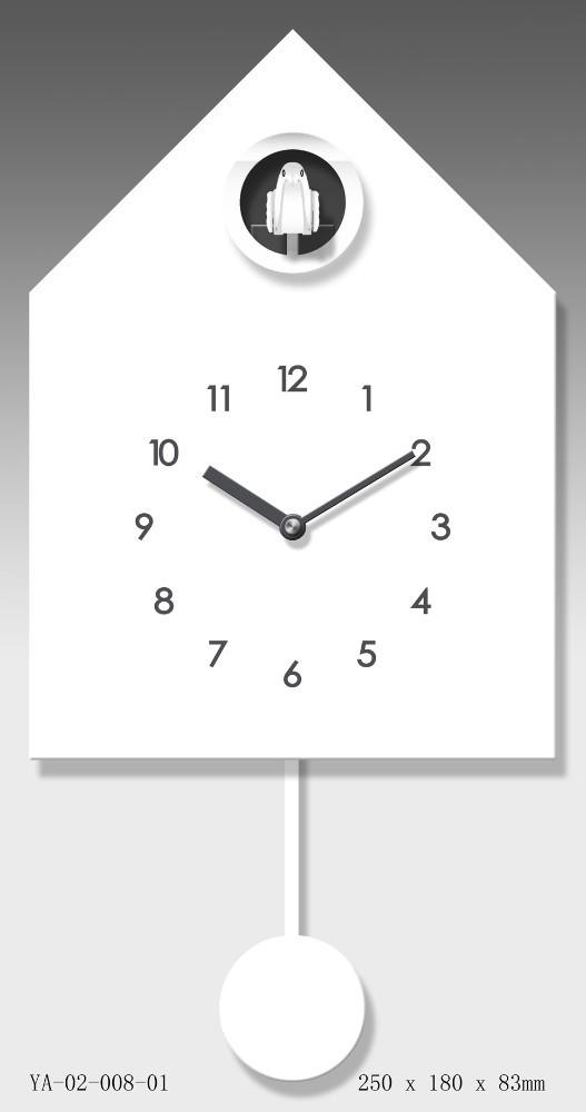 Cuckoo slow pendulum wall clock buy qutarz cuckoo wall clock cuckoo wall clock cuckoo clock - Cuckoo pendulum wall clock ...