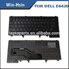 Repair keyboard for DELL Latitude E5420 E5520 E6320 E6420, New US keys