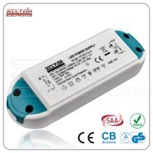 36w constant voltage led transformer 220vac 12vdc for led strip lights