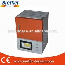 2014 new design for dental laboratory touch screen intelligent temperature controller dental porcelain furnace