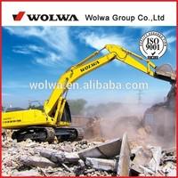 Made in China mini excavator hydraulic pump with CUMMINS engine DLS220.8