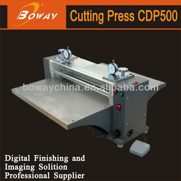 Die Cutting Machine For Card Making Card Die Cutting Machine