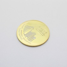 cheap custom challenge great wall of china coin