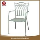 China manufacturer iron cheap outdoor furniture