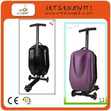 tv products 2014 three wheel scooter with roof scooter luggage suitcase parts for christmas gift
