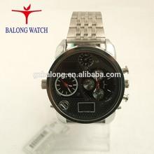 Brazil hot sale alloy case watches for men