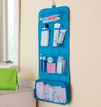 Korea Style Multifunction Fashion Travel Hanging Toiletry Bag Organizer Makeup Bag
